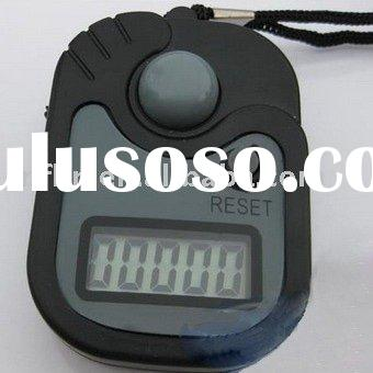 Digital Electronic 5 Digits Counter Hand Tally Clicker new
