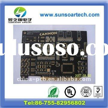 Digital camera electronic circuit pcb board factory in China with high quality