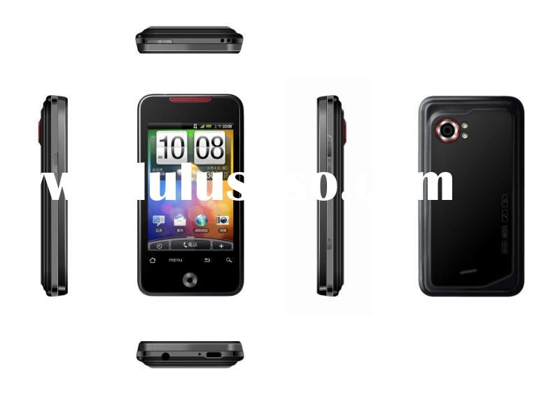Dual sim card Dual standby android2.2,GPS,WIFI,TV,FM Smart Phone