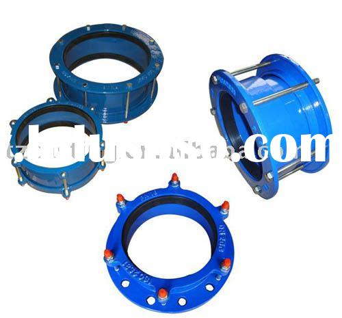 Ductile Iron Pipe Fittings Coupling & Flange Adaptor