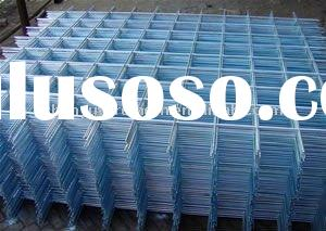 Electro Galvanized Welded Wire Mesh Panels(we are factor)