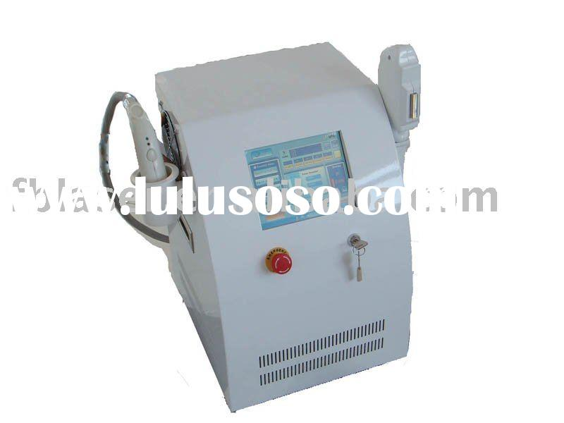 Elight Laser Hair Removal and Wrinkle Removal (IPL+RF FBL-3D)