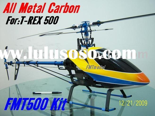 FMT 500 CF-K1 All Metal carbon 500 RC Helicopter Kit Radio Control Heli ALIGN TREX T-REX 500 CF GF t