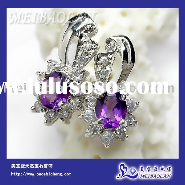 Factory Price Silver Earring Jewelry(e040587agz)