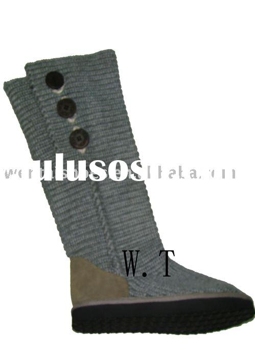 Fashion Long flat Boots 2011,women fashion boots 2011