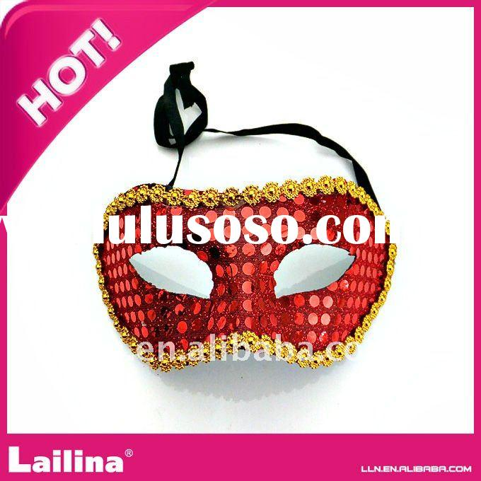 Feather carnival party mask /Halloween Mask