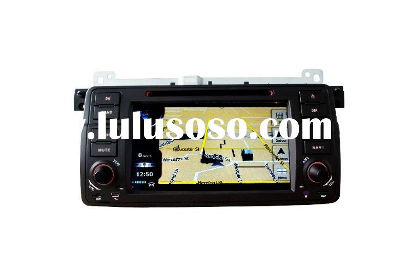 For BMW E46 Car multimedia audio player Touch Screen with Bluetooth 2 Din