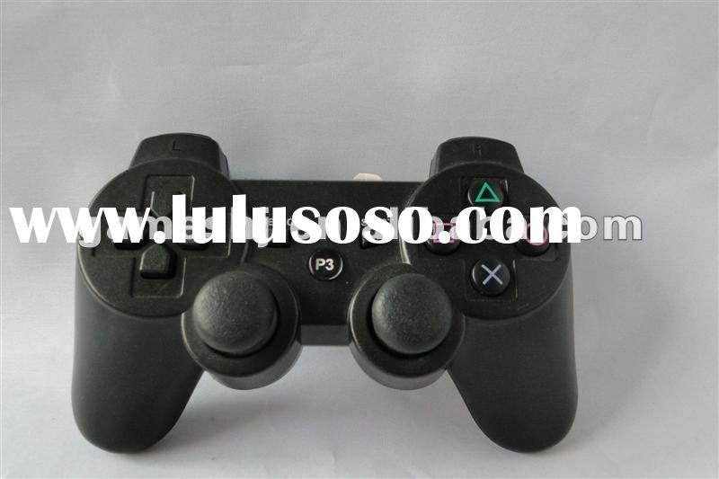 For PS3 2.4G wireless six axis game controller -12 Colors ,Factory Selling Price-