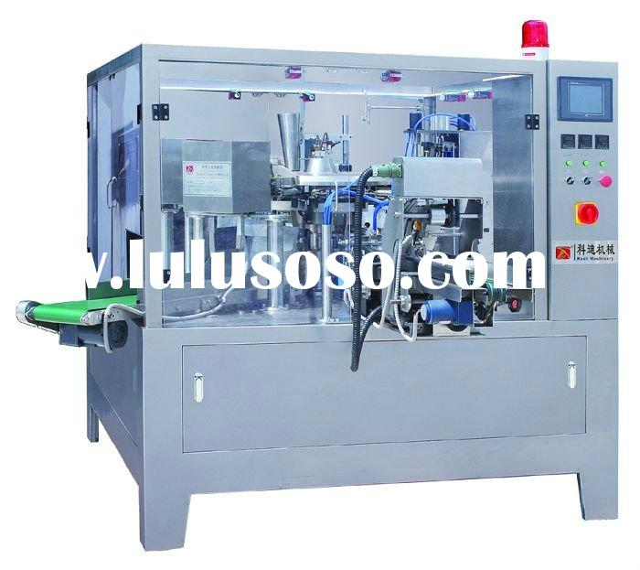 GD8-200automatic rotary packing machine