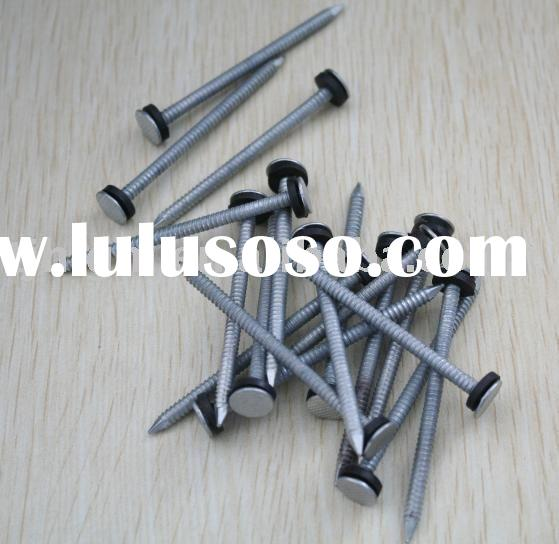 Galvanized Roofing Nail with Neoprene Washer