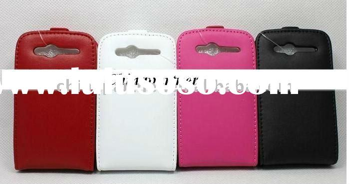 Genuine Leather Case For HTC Wildfire S G13 A510E