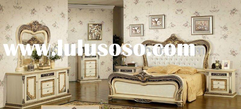 2012 antique furniture factory offer antique furniture jh jx719 for sale price china for Quality white bedroom furniture