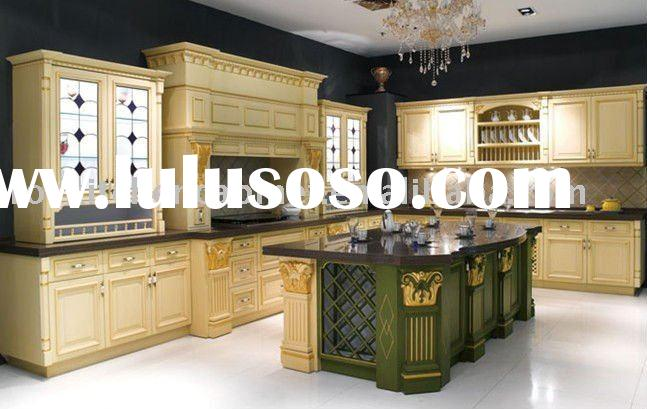 High quality wooden kitchen cabinet(main product 2011)