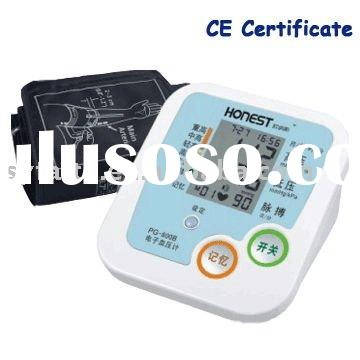 Honest arm digital blood pressure meter with CE certificate