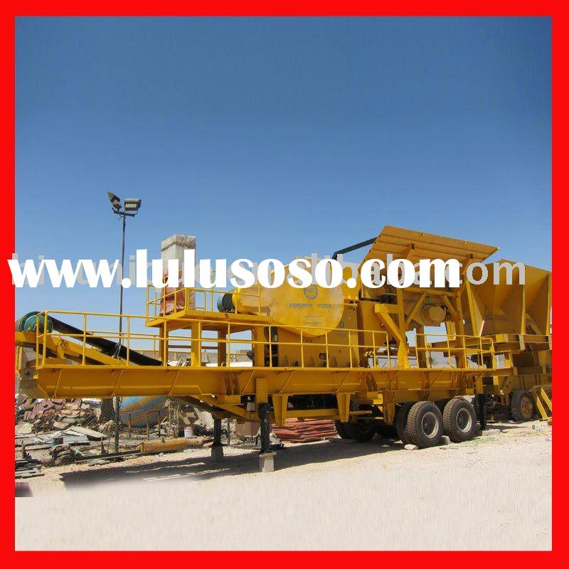 Hot Selling Big Mobile Jaw Crusher