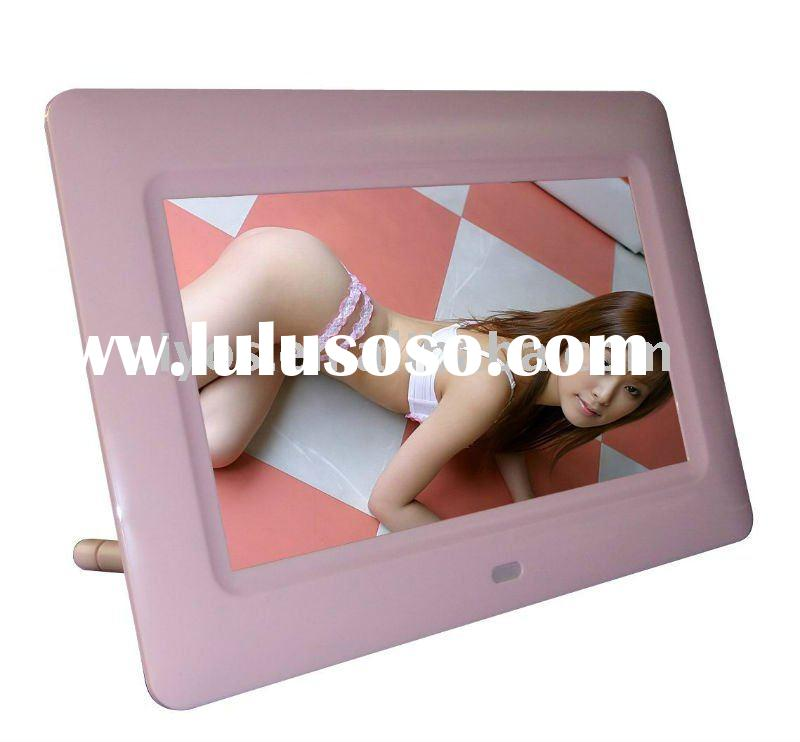 Hot selling 8 inch slim digital photo frame* Share your memorable memonts!
