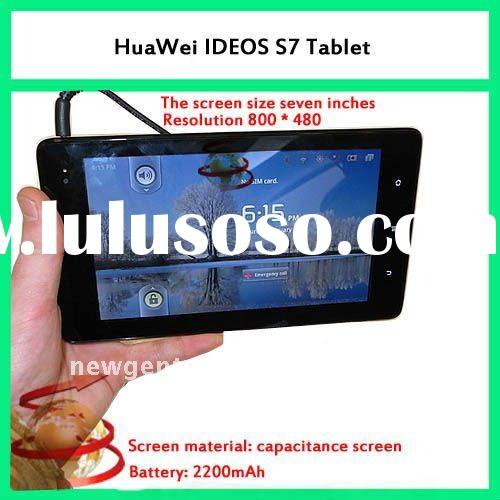 Huawei IDEOS S7 tablet 3G WiFi GPS Phone dual Camera Bluetooth Capacitive screen