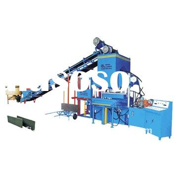Hydraulic Curb Stone Moulding Machine (model:HZY-3000)