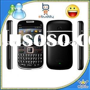 I6 Pro Dual Sim Qwerty CE Mobile with MSN Yahoo Torch