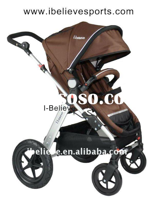 I-S025 European Standard High Quality and Comfortable Two Functions Kids Stroller