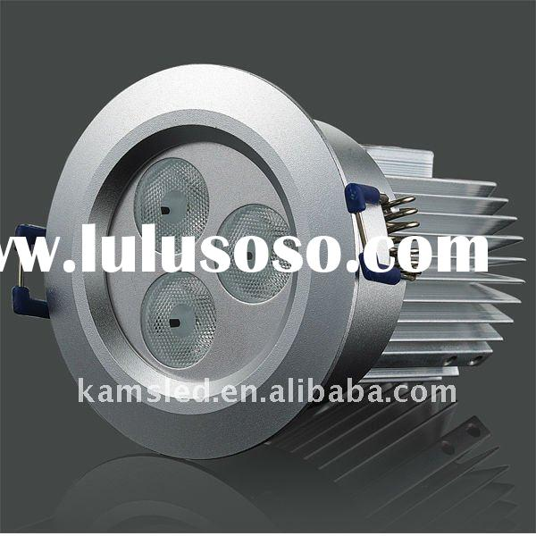 In Door Decoration 9W Cree LED Dimmable LED Down light