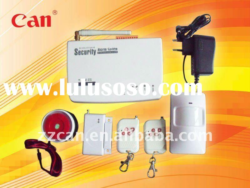 Independent Wireless Smart GSM House Alarm System SC-899