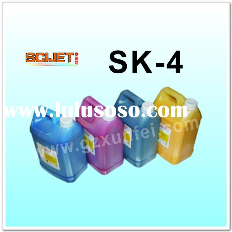 Infinity SK4 Solvent Ink for Seiko Print Head