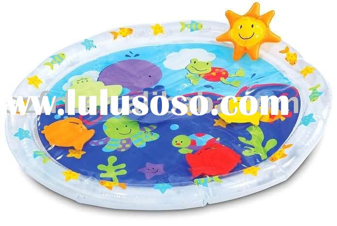 Inflatable Kids Fun Fish Water Play center,Inflatable water play center,inflatable garden water play