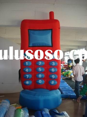 Inflatable Mobile Phone