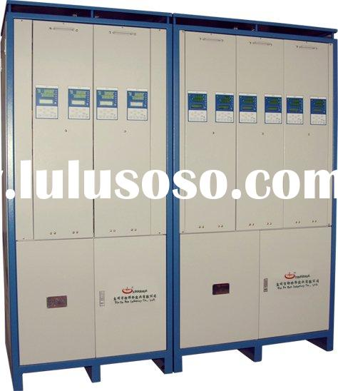 Intelligent & efficient controllable-current type battery formation charge and discharge machine