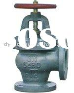 JIS Marine Cast Iron Angle Valves