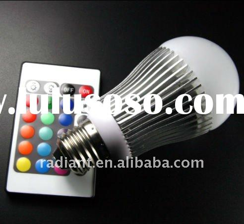 LED dimmable light bulb
