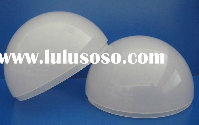 Hot Sale Led Pc Plastic Round Bulb Light Cover For Sale