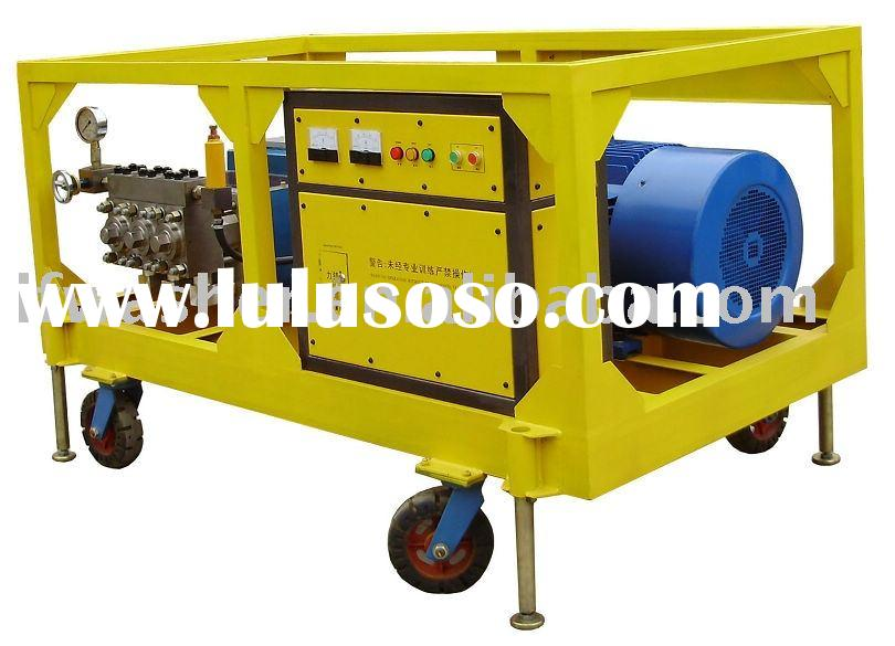 LF-26/60 Industrial high pressure water jetting equipment, filters tanks sumps and sewers cleaner
