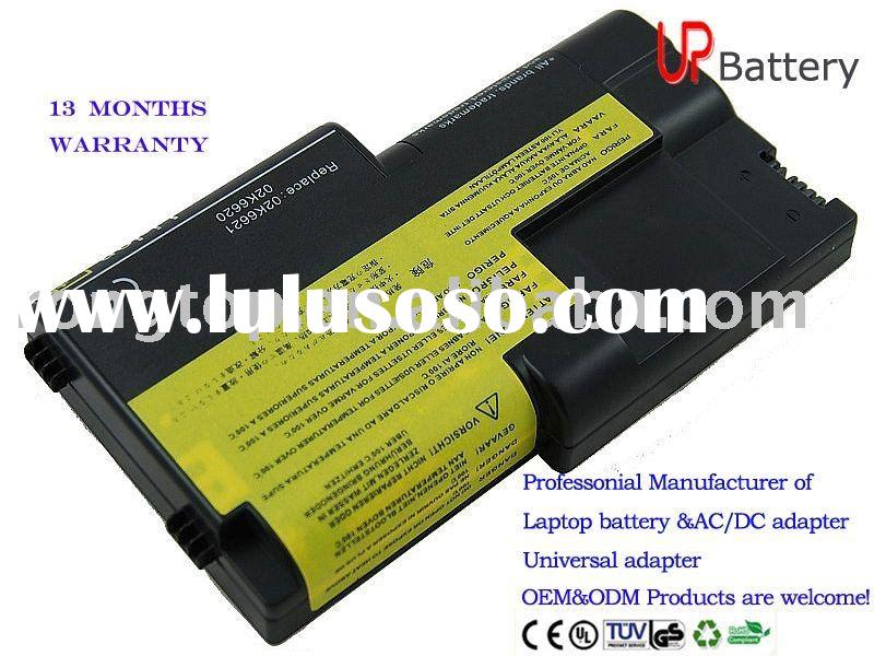 Laptop Computer battery for IBM IBM ThinkPad T21 T22 T23 T24 ThinkPad T20 Series