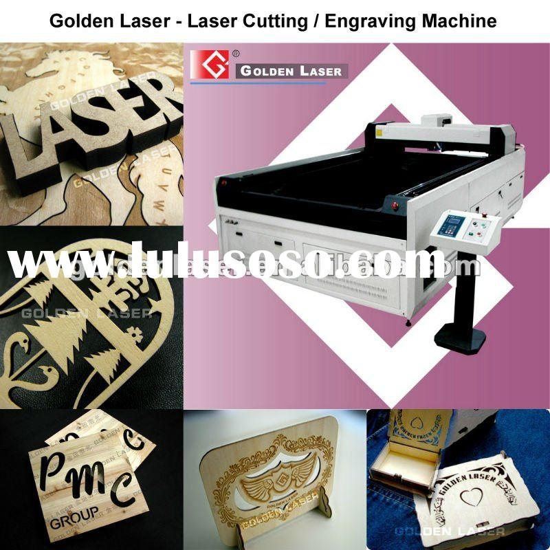 Laser Plywood Engraving Cutting Machine
