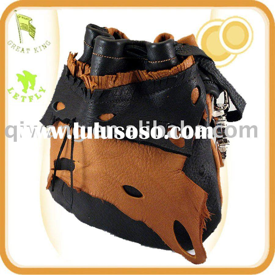 Leather backpacks, synthetic leather bag, Genuine leather bag