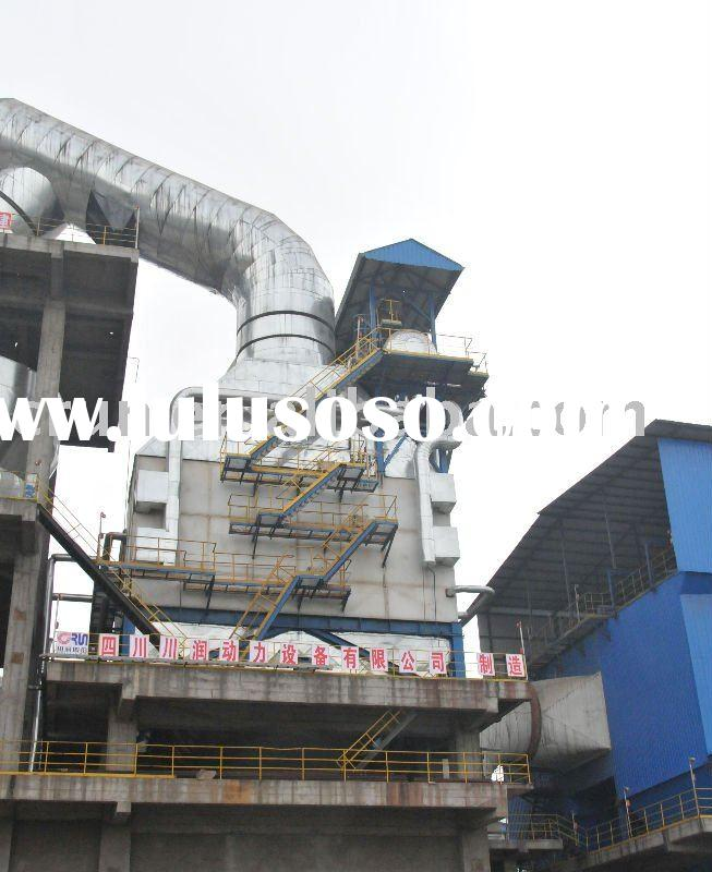 Listed Company CRUN/Industrial Boiler-Waste Heat Recovery Boiler