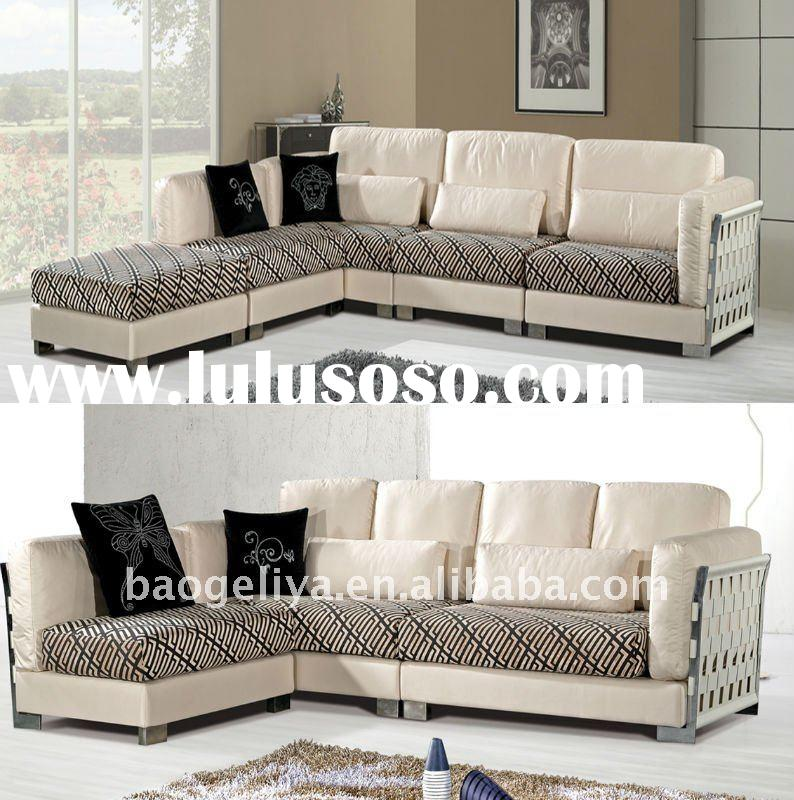 Modern sectional living room furniture A005