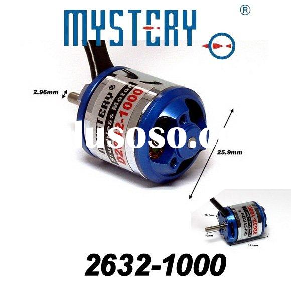 Mystery 1000KV Outrunner Brushless Motor for RC helicopter,2632-1000