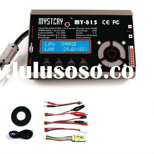 Mystery 150W/7A B8 Digital RC Lipo NiMh Battery Balance Charger MY-815