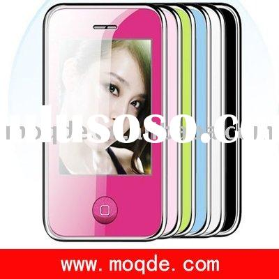 N002 mini cellphone Touch Screen Dual SIM Dual Standby mobile phone support Bluetooth/MP3/MP4 player