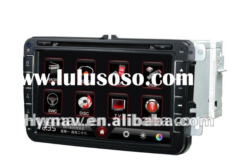 New 8 inch Auto radio/Car DVD for VW Series (CANBUS,2 zone, phonebook/Air conditioner display/parkin