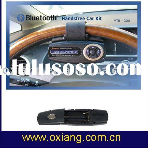 New Steering Wheel Bluetooth Handsfree Car Kit (OX-BC-300)