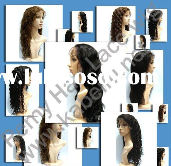 No shedding , high quality full lace wigs with baby hair