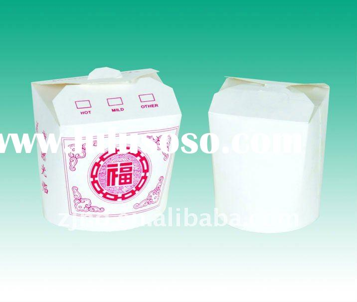 Noodles paper cup, take away cup,disposable paper cup, size for 16oz,26oz and 32oz are available