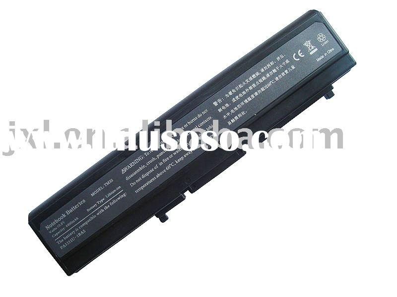 OEM compatible notebook battery for TOSHIBA Satellite Pro M30 Satellite M30 M35 PA3331U PA3331U-1BAS