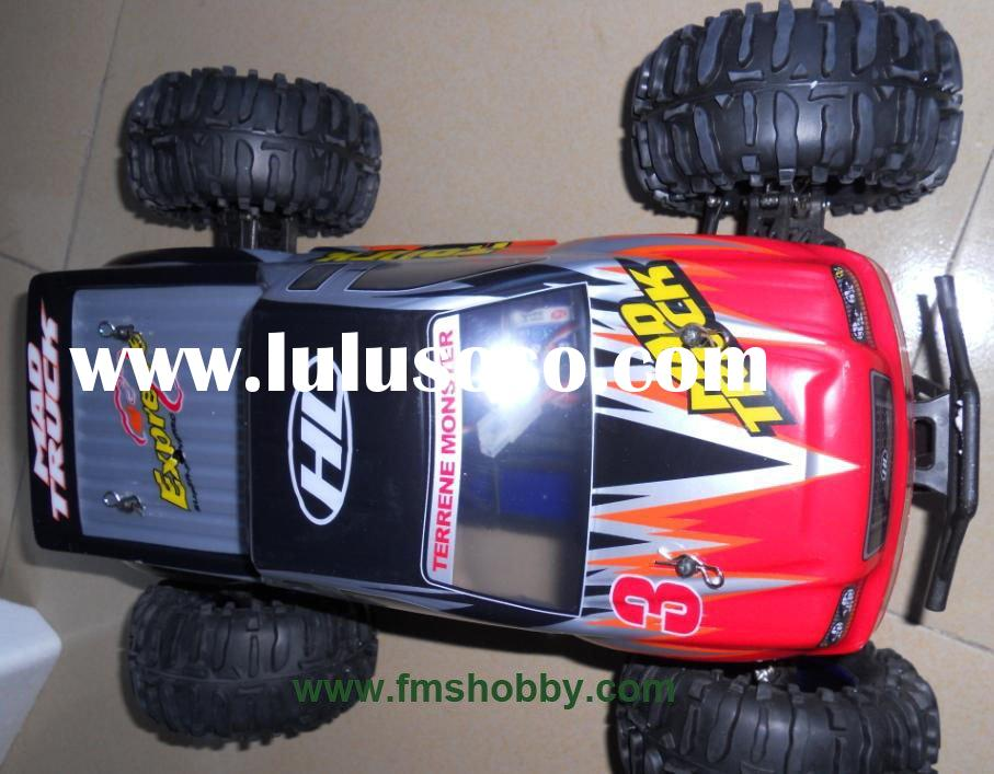 Off Road rc hobby car Mad Truck