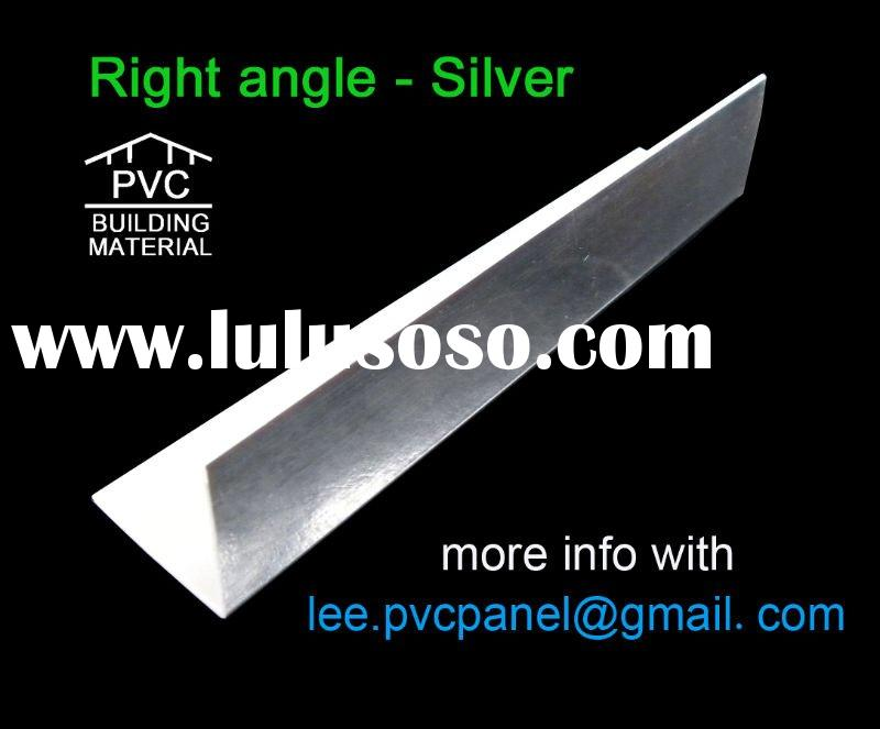 PVC accessories/profiles/corner/jointer for ceiling