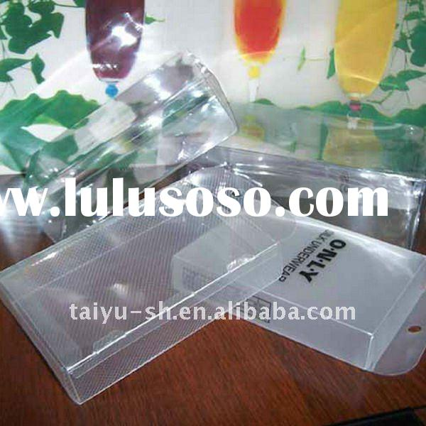 PVC plastic folding box